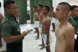 Penerimaan prajurit TNI AD harus berpedoman pada norma