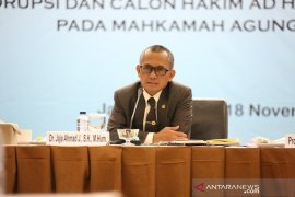 Komisi Yudisial apresiasi DPR tinjau seleksi hakim agung