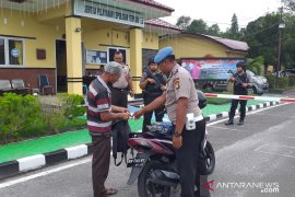 Polres Belitung perketat penjagaan dan pengamanan Mako