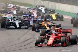 GP Brasil, meski Mercedes telah juara, persaingan masih panas