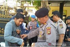 Polres Buleleng tingkatkan pemeriksaan tamu pasca-bom Medan