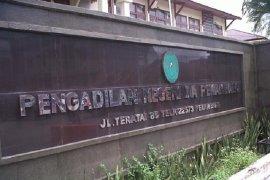 Tertangkap saat transaksi 999, 62 gram sabu-sabu, Riki Tanjung diadili di PN Pekanbaru