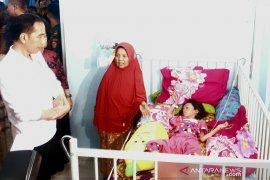 Presiden Joko Widodo tinjau RSUD Abdul Moeloek Page 3 Small