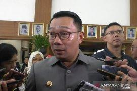 Ini penjelasan Ridwan Kamil terkait pembangunan kolam renang di rumah dinasnya