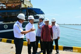 Menhub dukung Bali wujudkan Pelabuhan Benoa yang ramah lingkungan (video)