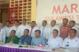 Jusuf Kalla bantu Rp5 miliar untuk jayakan kembali PMI Sultra