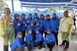 Permalukan para pria, Tim putri Malaysia ke perempatfinal Siak Serindit Boat
