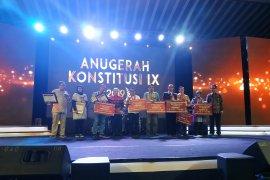 LKBN ANTARA raih media online  terbaik Anugerah Konstitusi 2019