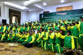 Popnas 2019, kontingen Jatim targetkan juara umum