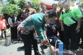 """Program """"Pamsimas"""" menjadi solusi atasi kekurangan air di Lumajang"""
