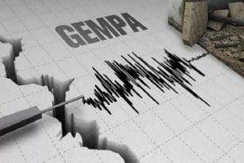 Gempa magnitudo 6,6 SR terasa hingga ke Gorontalo Utara