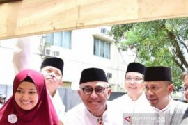 Pemkot Depok menggelar bazar produk UMKM