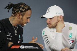 Grand Prix - Bottas punya rencana untuk kalahkan Hamilton tahun depan