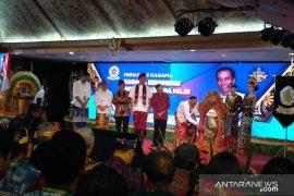 Presiden minta Kagama jadi garda terdepan sinergi Indonesia Maju