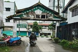 Warga Stabat minta pemerintah rehab Gapura Jalan Stan Matsyekh