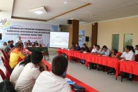 Kementerian Kominfo gelar program pemberdayaan komunitas pariwisata di Samosir