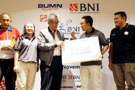 """""""BNI Tennis Open 2019"""" dimulai, Petenis Indonesia siap adu kemampuan"""