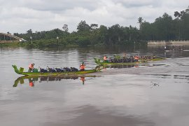 Siak Serindit Boat Race, tak ada wakil tuan rumah di semifinal