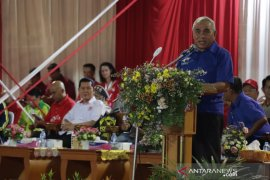 Gubernur Isran Harap FORNAS V Rekatkan Silaturahim Anak Bangsa