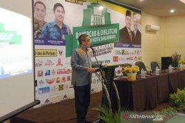 Wawali Banjarbaru sarankan pengurus HIPMI jadikan bisnis sebagai ladang amal