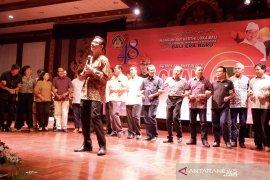 Edvan Kautsar berikan motivasi ASN Pemprov Bali jadi agen perubahan