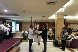 Aswandini Eka Tirta dilantik menjadi Ketua PJSI Kaltim