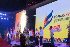 Menpora Zainudin Amali resmi buka POPNAS XV 2019