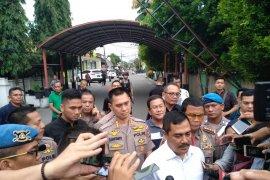 Densus 88 Antiteror amankan dua terduga teroris di Medan