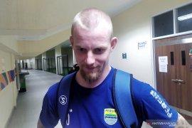 Kevin van Kippersluis berharap Persib perpanjang kontraknya