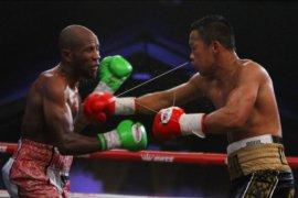 Daud Yordan menang TKO