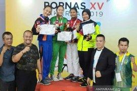 Karate sumbang emas pertama Sumut di Popnas 2019