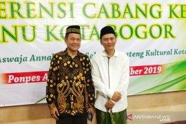 Ketua Tanfidziyah PCNU Kota Bogor Ifan Haryanto kembali terpilih