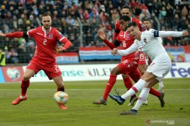 Kualifikasi Piala Eropa, Portugal pastikan tiket ke putaran final