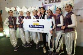 800 penari Sumut bersaing di Indonesia Menari di Medan