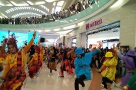 Ratusan penari di Makassar meriahkan Indonesia Menari 2019