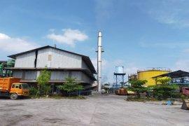 Limbah pabrik sawit di Kelurahan Pekan Gebang Langkat cemari lingkungan