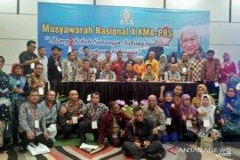 HM Suaib Didu terpilih sebagai Ketua Umum KMA-PBS 2019-2023