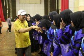 GPJB Piala Presiden: Tim Marching Band Gita Handayani juara umum lagi