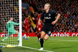 Manajer Manchester United Solskjaer bantah Haaland segera gabung MU