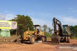 Pemkab Kotabaru mulai bangun perkantoran kecamatan pemekaran