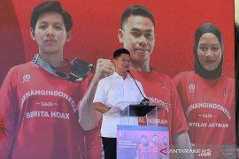 KOI: terpenuhi, anggaran kontingen Indonesia untuk SEA Games