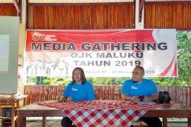 OJK Maluku : Media bantu edukasi keuangan