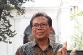 Presiden terima pimpinan TNI Angkatan Laut dan Angkatan Udara