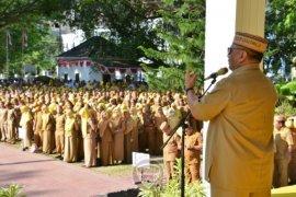 Gubernur Gorontalo minta aparatur serius soal serapan anggaran