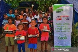 Kolaborasi Grab Indonesia-ACT bantu ribuan penyintas gempa Maluku