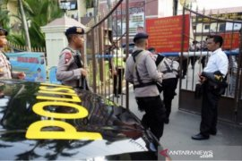 Selain di Medan, Densus 88 juga amankan terduga teroris di Pasuruan