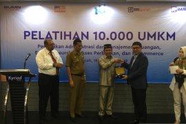 BRI latih 300 pelaku UMKM di Aceh