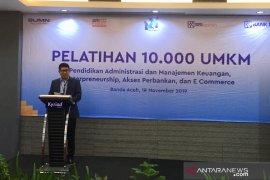 BRI Wilayah Aceh salurkan kredit UMKM Rp7,6 triliun