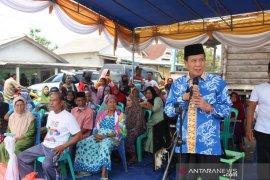 Bupati Bangka Tengah serap aspirasi masyarakat melalui pelayanan terpadu