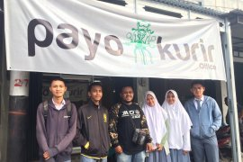 "Payo App, ""local hero""  idola emak-emak Payakumbuh"